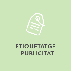 Etiquetatge i publicitat